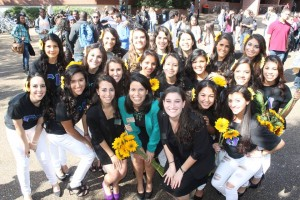 Be a Gamma Eta - Introduction of Tau Class at Alpha Chapter (University of Florida)