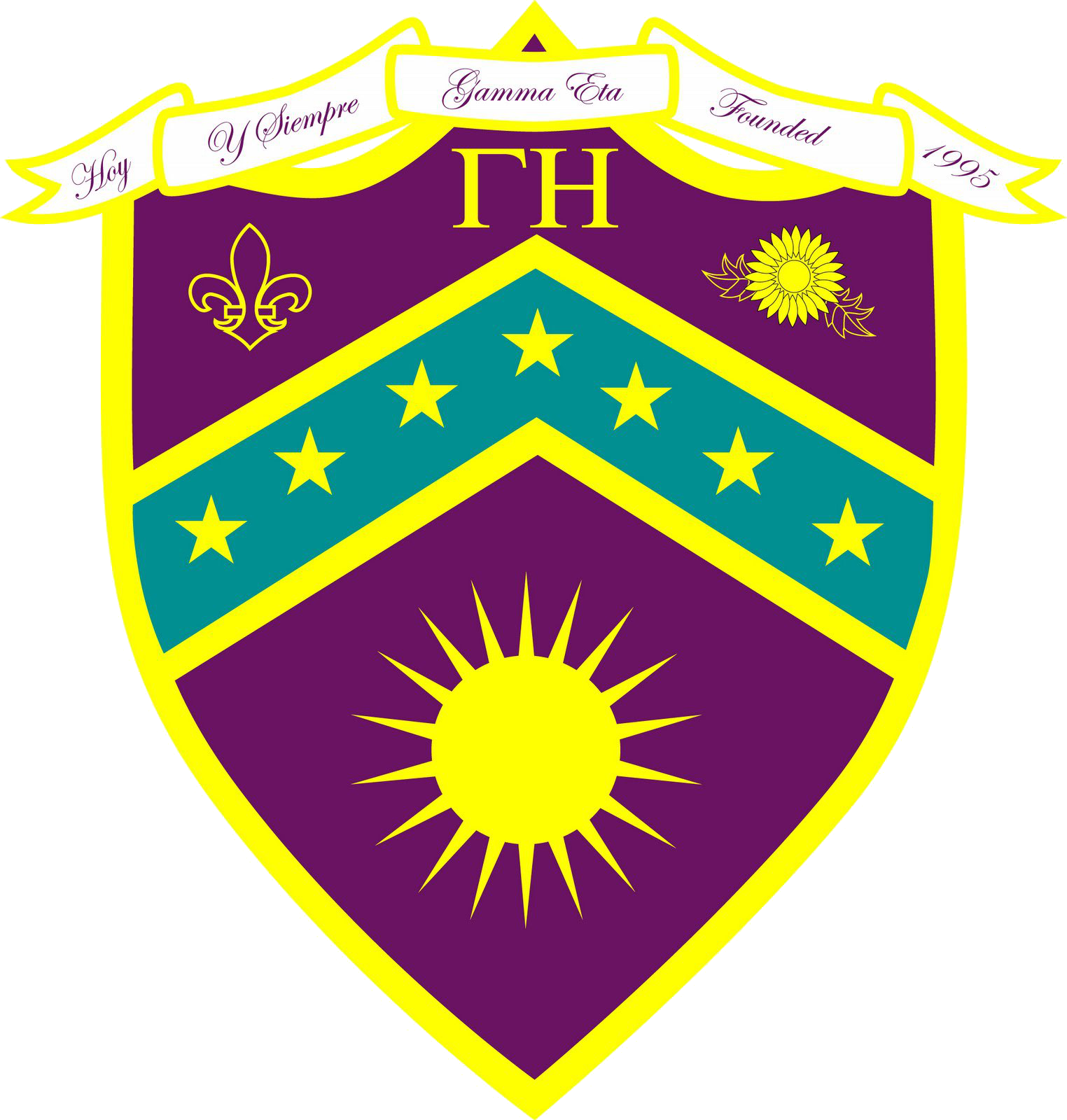 Gamma Eta Sorority, Inc. Shield